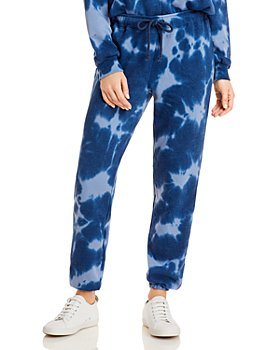 AQUA - Tie-Dye Drawstring Sweatpants