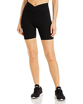 Year of Ours - V Waist Ribbed Bike Shorts