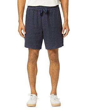 Joe's Jeans - Elastic Waist Linen Shorts