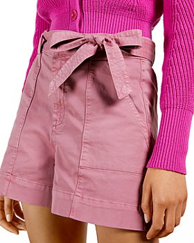 Ted Baker - Utility Shorts with Tie Belt