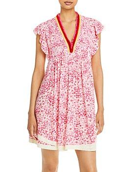 Poupette St. Barth - Sasha Floral Mini Dress