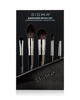 Sigma Beauty - Signature Brush Set ($114 value)