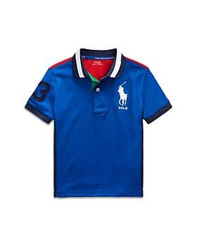 Ralph Lauren - Boys' Color Blocked Polo Shirt - Little Kid