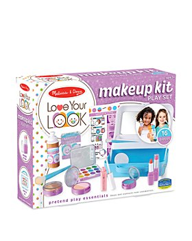 Melissa & Doug - Makeup Kit Play Set - Ages 3+