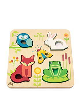 Tender Leaf Toys - Touch Feely Animals - Ages 18 Months+