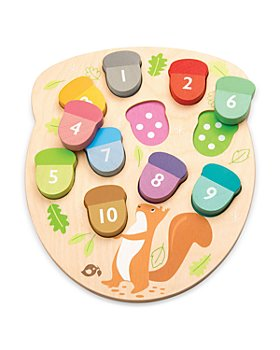 Tender Leaf Toys - How Many Acorns Game - Ages 18 Months+