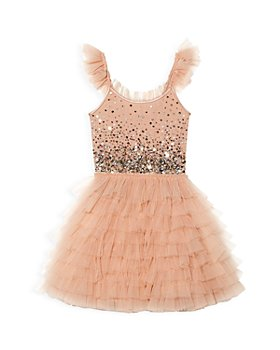 Tutu Du Monde - Girls' Primavera Sequined Tutu Dress - Little Kid, Big Kid