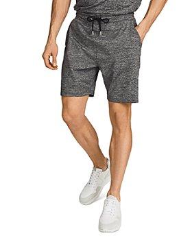 REISS - Vimo Mélange Sports Shorts
