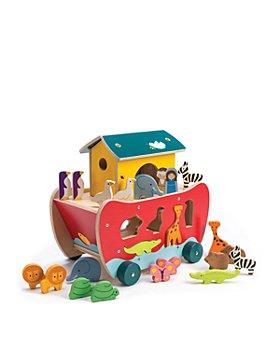 Tender Leaf Toys - Noah's Shape Ark - Ages 18 Months+