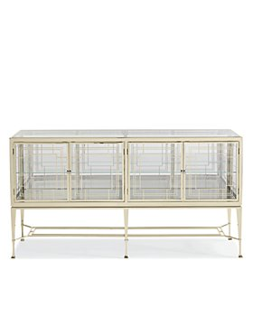 Caracole - Worth Its Weight in Gold Display Cabinet