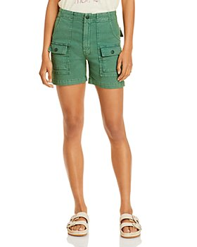 MOTHER - The Rambler Patch Pocket Shorts