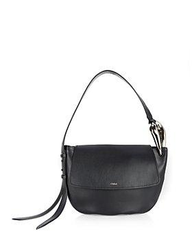 Chloé - Kiss Leather Tonal Hobo Bag