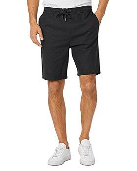 PAIGE - Micah Solid Regular Fit Shorts
