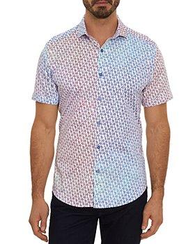 Robert Graham - Stick Figure Classic Fit Short Sleeve Shirt