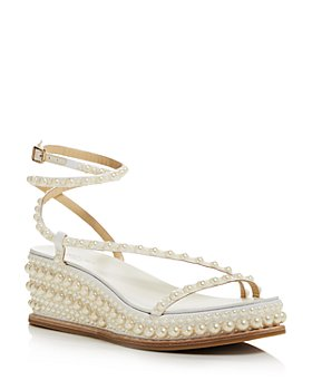 Jimmy Choo - Women's Drive 60 Wedge Heel Sandals