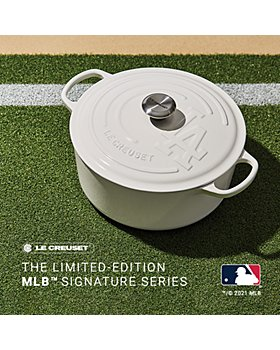 Le Creuset - Los Angeles Dodgers™ Round Dutch Oven