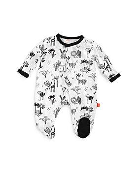 MAGNETIC ME - Unisex Safari Footie - Baby