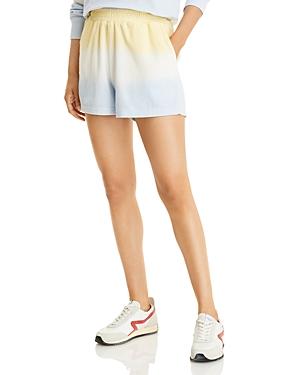 Rails Jane Dip Dyed Knit Shorts
