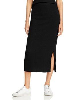Rails - Angie Rib Knit Midi Skirt