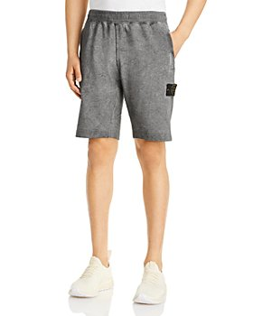 Stone Island - Melange Knit Bermuda Shorts