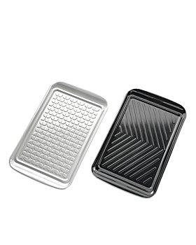 Tovolo - Prep & Serve BBQ Tray, Set of 2