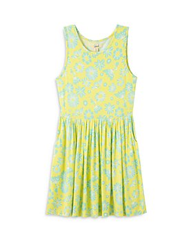Peek Kids - Girls' Candice Fit & Flare Jersey Dress - Little Kid, Big Kid