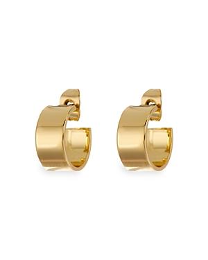 Gaia Huggie Hoop Earrings