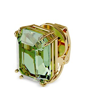 Swarovski - Millenia Single Emerald Cut Ear Cuff