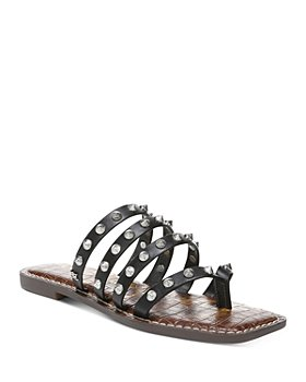 Sam Edelman - Women's Eloise Studded Strappy Sandals