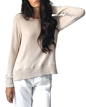 Kris Cozy High Low Sweater