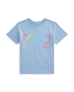 Ralph Lauren - Girls' Graphic Logo Tee - Big Kid