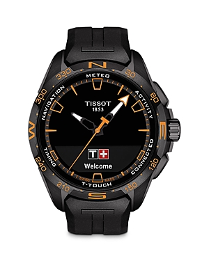 Tissot T-Touch Connect Solar Smart Watch, 47.5mm