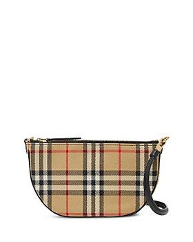 Burberry - Vintage Check Shoulder Bag