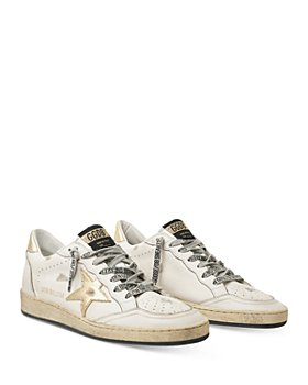 Golden Goose Deluxe Brand - Women's Ball Star Low Top Sneakers