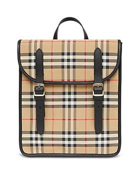 Burberry - Valeria Vintage Check Backpack