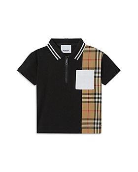 Burberry - Unisex Mini Matthew Vintage Check Polo Shirt - Baby