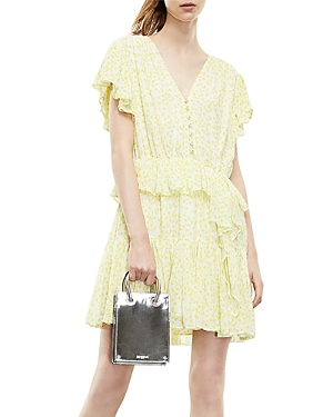 The Kooples Floral Print Dress