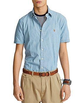 Polo Ralph Lauren - Classic Fit Chambray Shirt