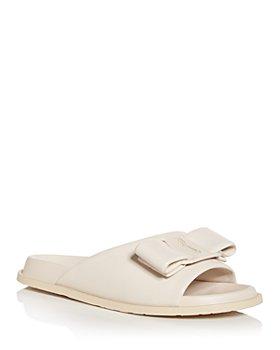 Salvatore Ferragamo - Women's Virgil Slide Sandals