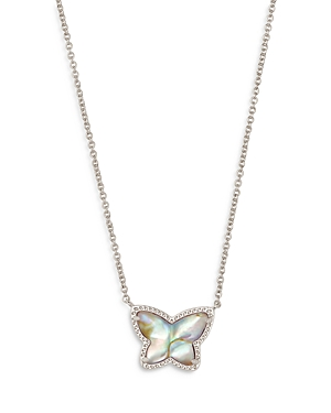 Kendra Scott Lillia Butterfly Pendant Necklace, 15