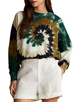 Ralph Lauren - Spiral Tie-Dye Terry Sweatshirt