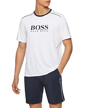 BOSS - Refined Tee and Shorts Set