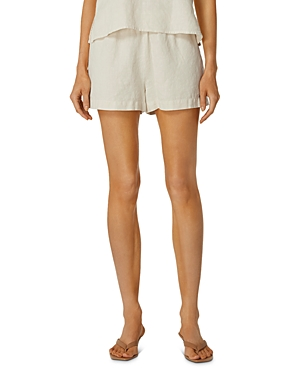 Linen Shorts