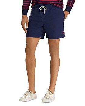 Polo Ralph Lauren - 5.75-Inch Traveler Classic Fit Swim Trunks