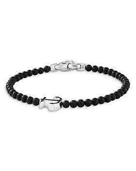 David Yurman - Spiritual Beads Anchor Bracelet with Black Onyx
