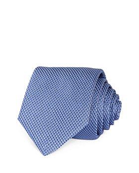 BOSS - Tonal Micro Dot Silk Classic Tie
