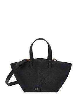 Mansur Gavriel - Mini Tulipano Leather Shoulder Bag