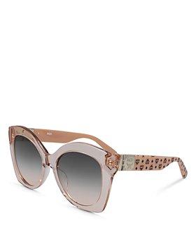 MCM - Women's Angular Butterfly Sunglasses, 54mm