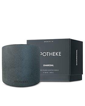 APOTHEKE - Charcoal 4-Wick Candle, 72 oz.