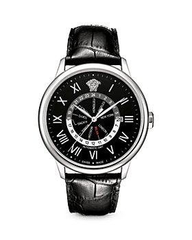 Versace - Business Automatic GMT Watch, 43mm (67% off) - Comparable value $2,695
